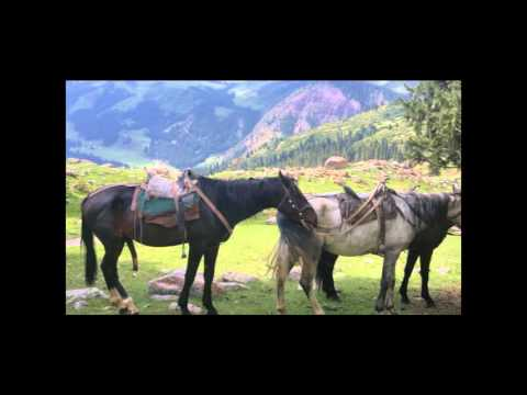 Horse-back Trekking Kyrgyzstan 2015