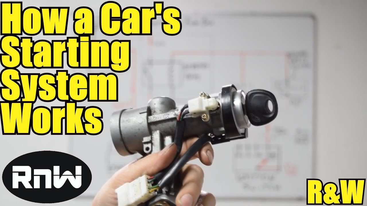 how a car s starting system works part i tricks to use to solve a Starting System Diagram how a car s starting system works part i tricks to use to solve a no crank no start problem