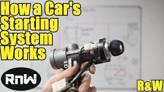 How a Car's Starting System Works PART I - Tricks to Use to Solve a No Crank No Start Problem