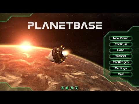 Let's Play Planetbase  Episode 1
