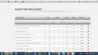 Broken Link Finder Demo for Broken Link Building