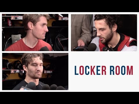 Nov 17: Sens vs. Predators - Pre-game Media