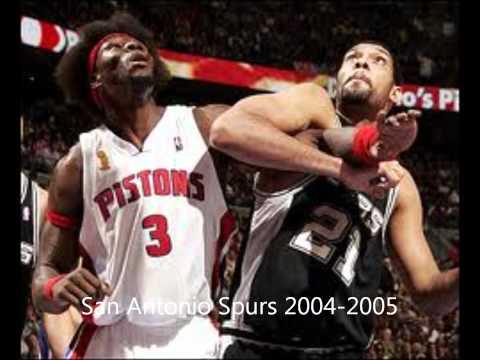NBA Champions ( 1990-2012)