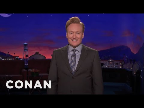 Conan vs. Resports On 6 World Leaders Trapped At Summit With Trump