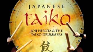Joji Hirota & The Taiko Drummers - Heart Beat