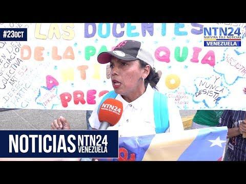 Noticias NTN24ve #23oct