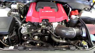 LSA GTS 615rwhp