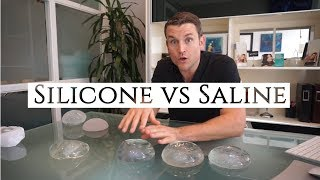 Silicone vs Saline. Which Breast Implant Is Best For You?