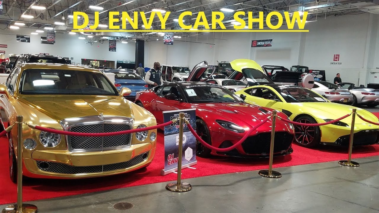 DJ Envy  Drive Your Dreams Car Show 11 3 18 - YouTube a08476944e