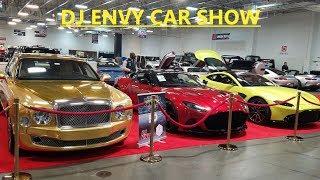 DJ Envy: Drive Your Dreams Car Show 11/3/18