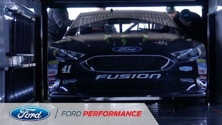 Ford Teams Hit The Road For Daytona Speedweeks   NASCAR   Ford Performance