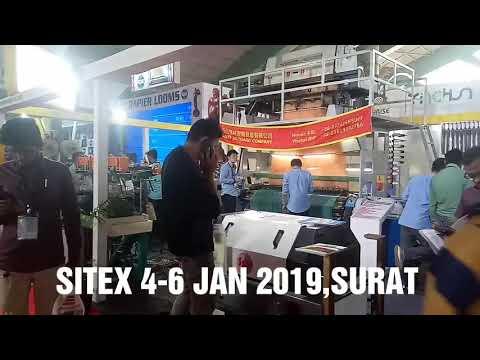 Sitex 2019,Surat