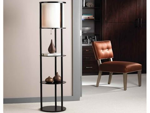 black floor shelf shelves lamp ladder corner with creative sofa and unique