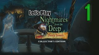 Nightmares from the Deep 3: Davy Jones CE [01] w/YourGibs - WALK THE PLANK - OPENING - Part 1