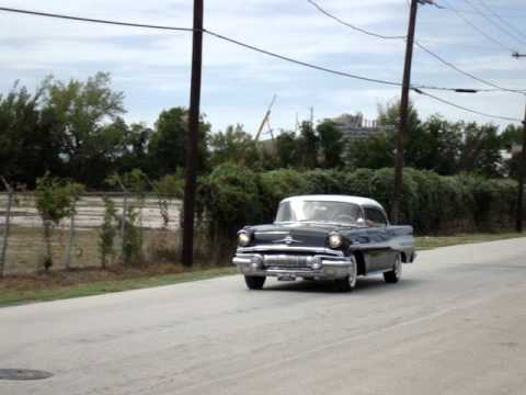 1957 Pontiac StarChief Drive