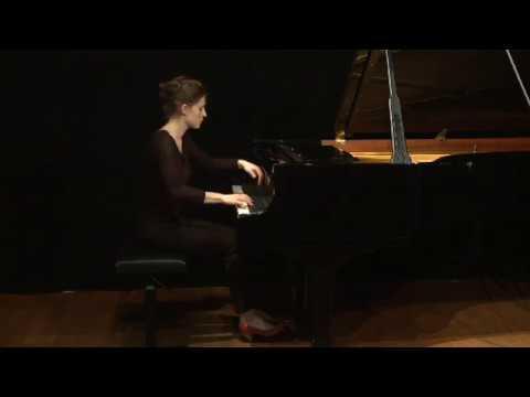 Franziska Glemser, Mozart Sonate F Dur KV 547 a 1. Allegro