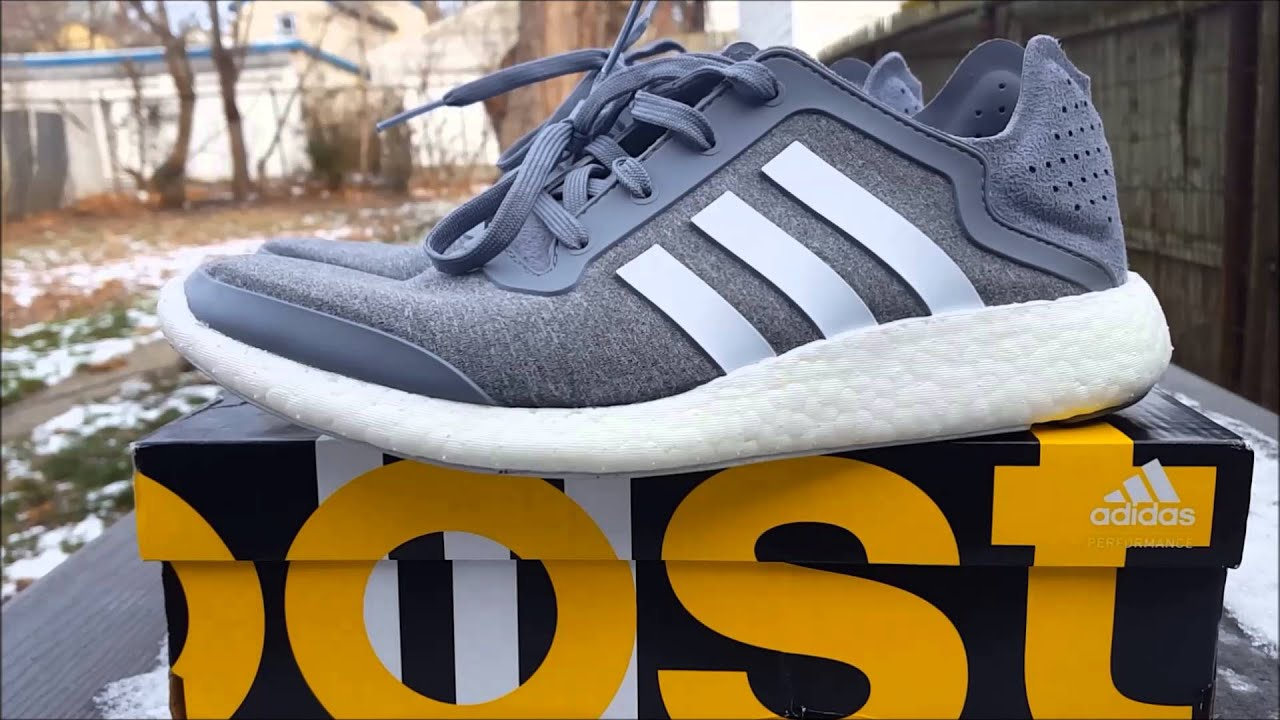 17a55d5ee143f Adidas Pure Boost With on Foot