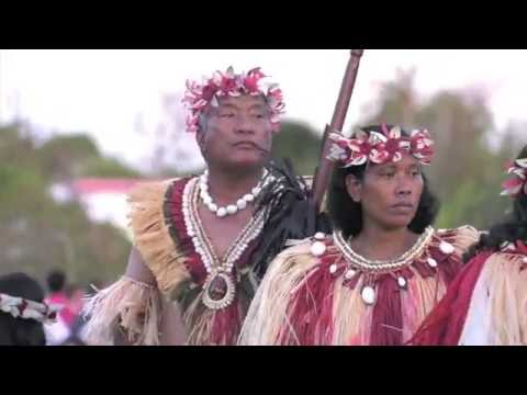 12th Festival of Pacific Arts (Guam) Highlights - Day 9 Part 2 of 2