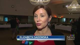 Toronto Tango Marathon 2016 on CTV News