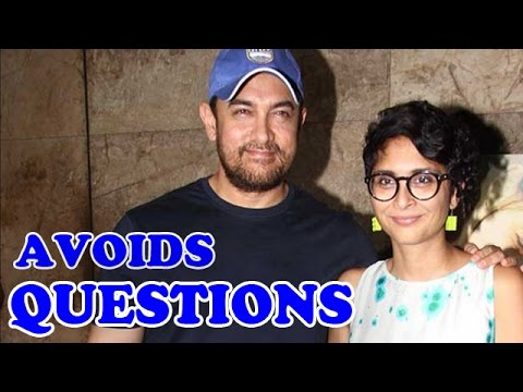 Aamir Khan Avoids Questions On Kamal Haasan's Film 'Uttama Villain' | Bollywood News