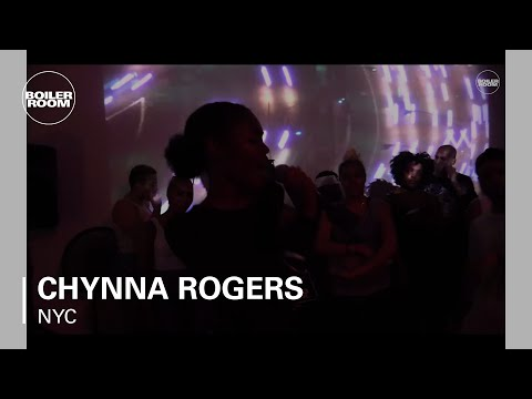 Chynna Rogers Boiler Room New York Live Set