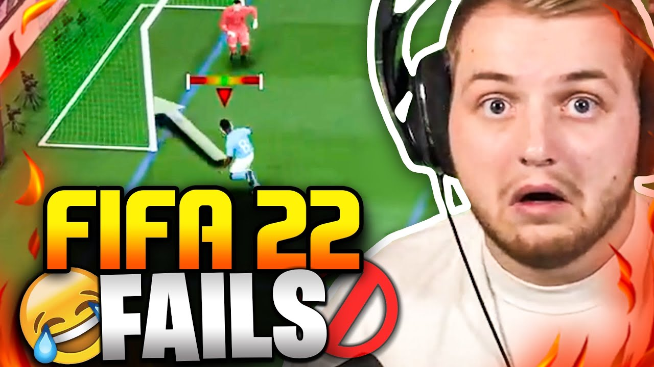Best of Trymacs | FIFA 22 FAILS 3.0 | Try not to LAUGH 😂=🚫
