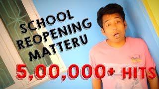 School Reopening Scenario -A Short Play