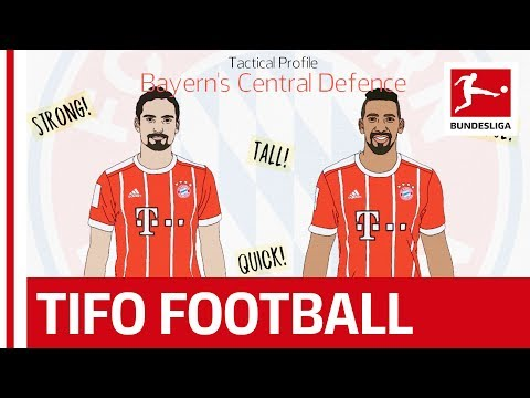Hummels and Boateng - The Best Centre Back Duo of the World? - Powered by Tifo Football