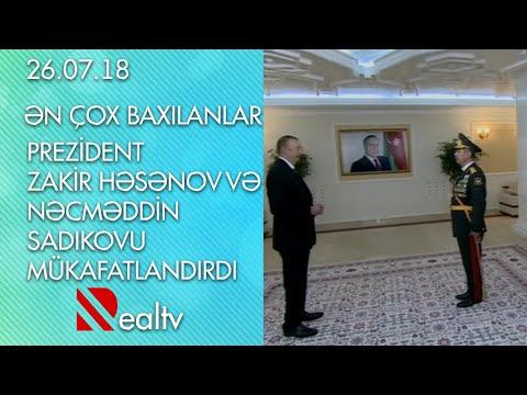 Prezident Zakir Həsənov