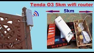 (Tenda O3 5KM Wifi Router Setup)-Tenda o3 wireless 5km outdoor point to point cpe -Configuration