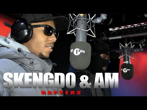 Skengdo & AM - Fire In The Booth
