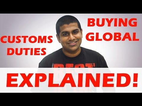 Importing Phones - Customs Duties, How to Pay, Shipping & Warranty Explained! #AshTalks 5
