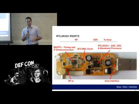 DEF CON 23 - Wireless Village - Michael Calabro - Software Defined Radio Performance Trades & Tweaks