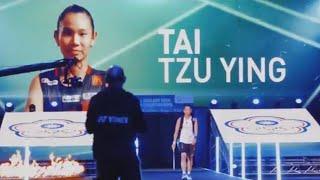 2020.06.17 全英 Twitter:Can TAI Tzu Ying go on to be the greatest *EVER* All England WS champion?