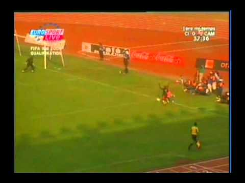 2005 (September 4) Ivory Coast 2-Cameroon 3 (World Cup Qualifier).avi