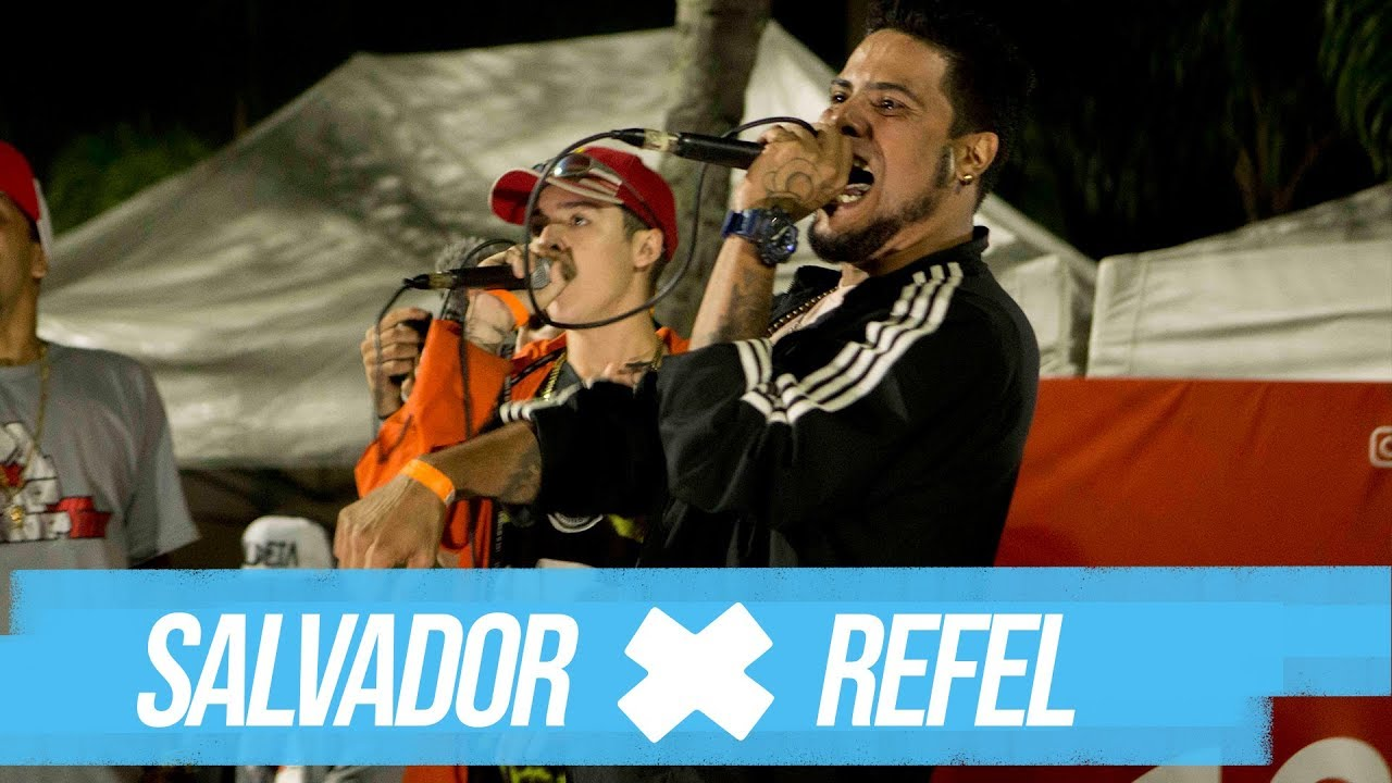 Refel X Salvador Grande Final Bda Hip Hop Tour 2019