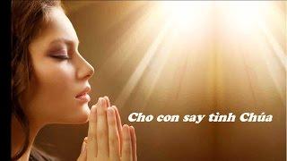 Cho Con Say Tình Chúa