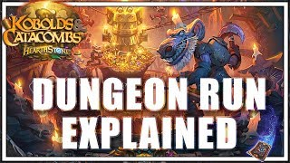 Dungeon Run Explained - Kobolds and Catacombs Dungeon Run