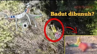 5 Rekaman Drone paling mengerikan dan mengejutkan yang tak sengaja terekam (Penampakan hantu) BAG. 8