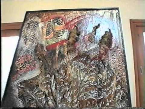 kasmi yassine un artiste peintre environnementaliste hors du commun expo 1998 youtube. Black Bedroom Furniture Sets. Home Design Ideas