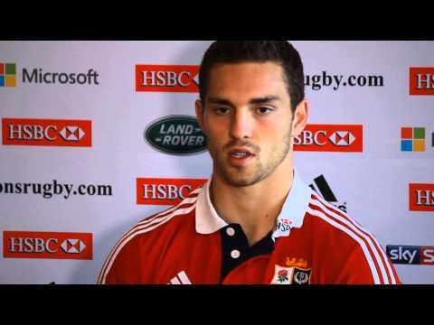 "Lions 2013 - George North on his taunting point ""I do feel horrendous for doing it now"""