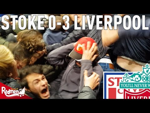 Stoke V Liverpool 0-3 | Story Of The Match