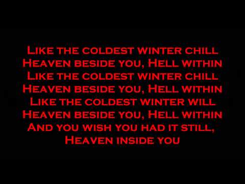 Heaven Beside You (Alice In Chains karaoke) .wmv