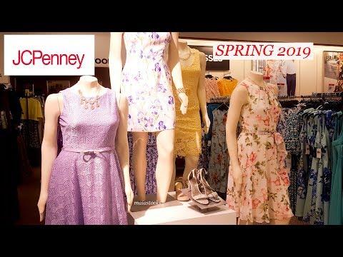 #JCPENNEY Ladies Spring Summer Dress 2019