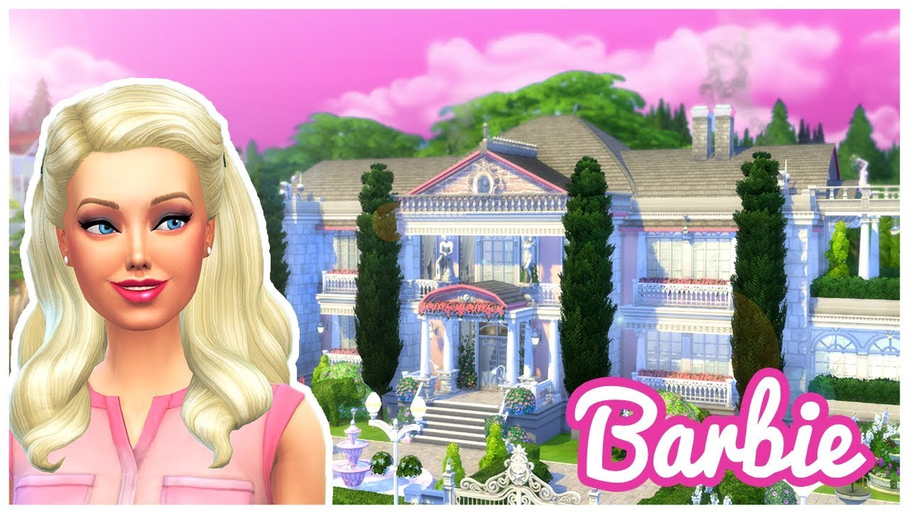 RUBY & MARCO\'S BABY! | Let\'s Play The Sims 4 Barbie | S03E33 - YouTube