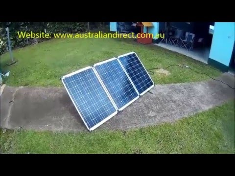 Kickass Solar Panels for camping in your 4wd – Solarxgrid