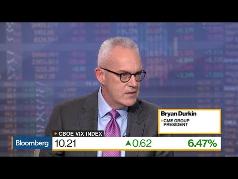 CME Group's Durkin Sees Tremendous Growth Area in Asia