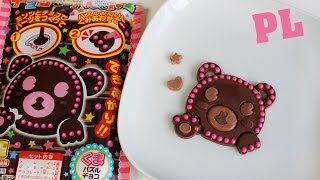 Robię misia z czekolady - JAPANA zjadam #35