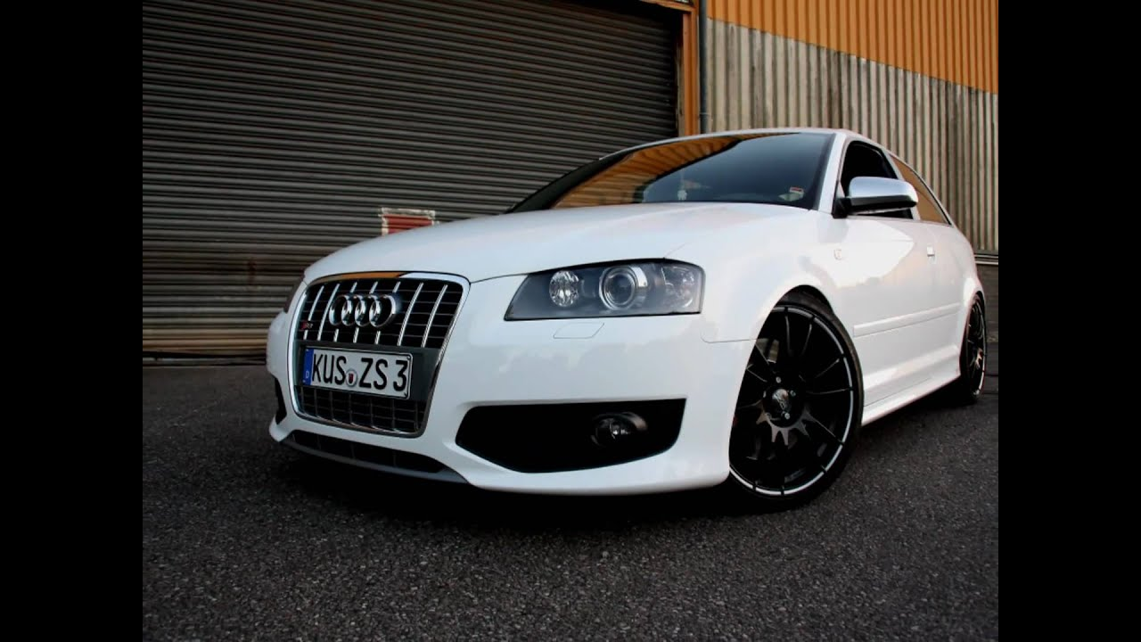 audi s3 the white pearl part 1 youtube. Black Bedroom Furniture Sets. Home Design Ideas
