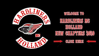 #NEW! HARDLINERS MC HOLLAND  #CHAPTERS 2020